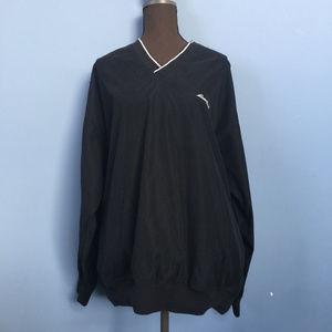 Eddie Bauer Golf Microfiber Pullover Jacket
